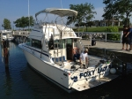 Foxy Lady and Nolan's Top Gun Charters