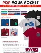 Make your shirt POP!